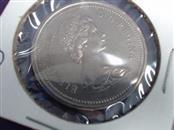 CANADA Silver Coin 1975 1.00 ELIZABETH II D G REGINA